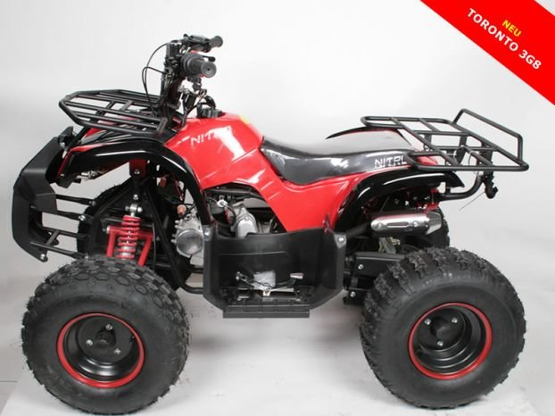 ATV BMW ALT MODEL